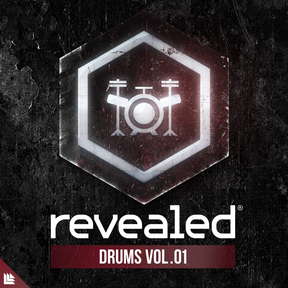 Revealed Drums Vol. 1 - revealedrec⁠