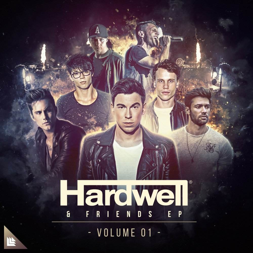Hardwell & Friends Vol. 1 - Hardwell