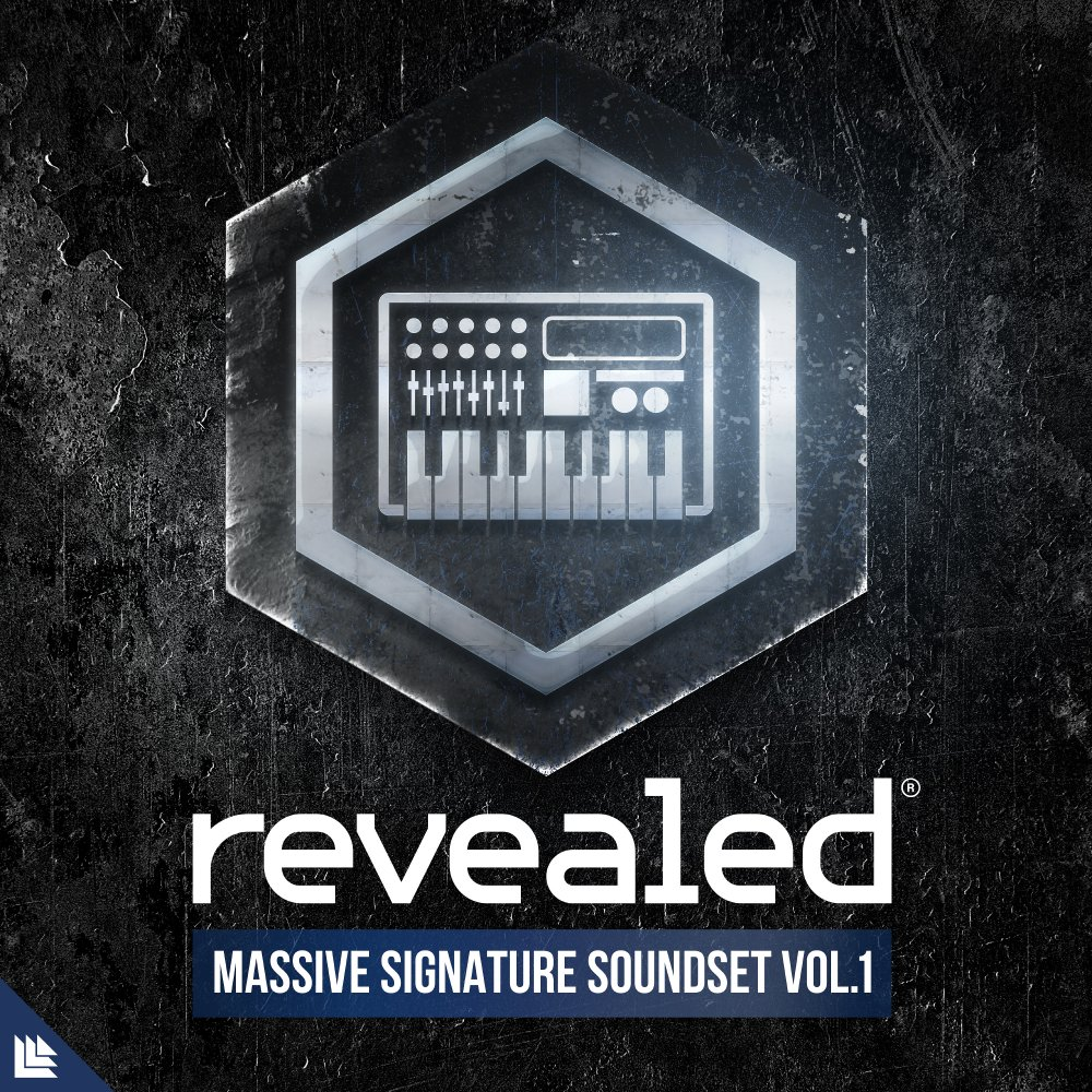 Revealed Massive Signature Soundset Vol. 1 - revealedrec⁠