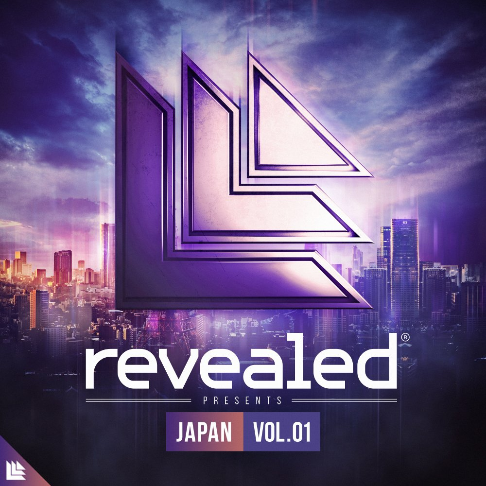 Revealed Chiptune [JAPAN VOL. 1 BONUS] FREE FOR PRO - Revealed Recordings