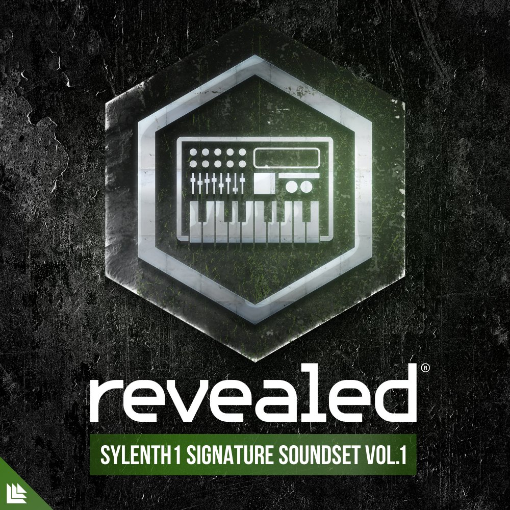 FREE TRY OUT - Revealed Sylenth1 Signature Soundset Vol. 1  - revealedrec⁠