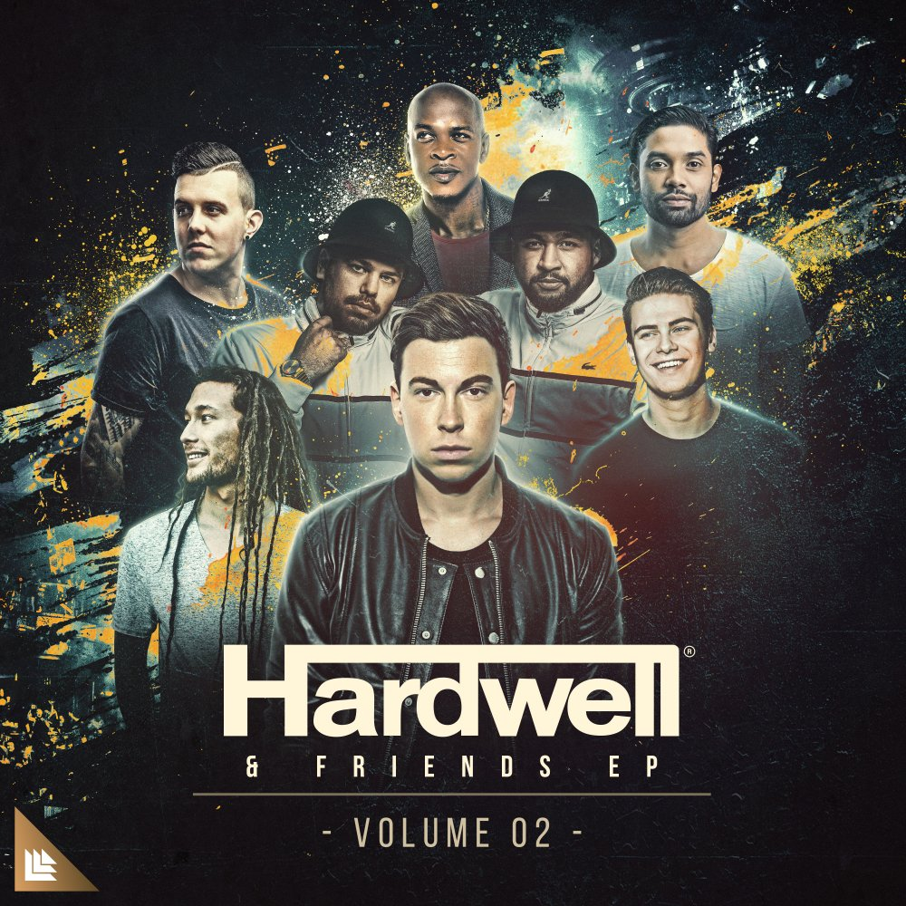 Hardwell & Friends EP Vol. 2 - Hardwell & Friends