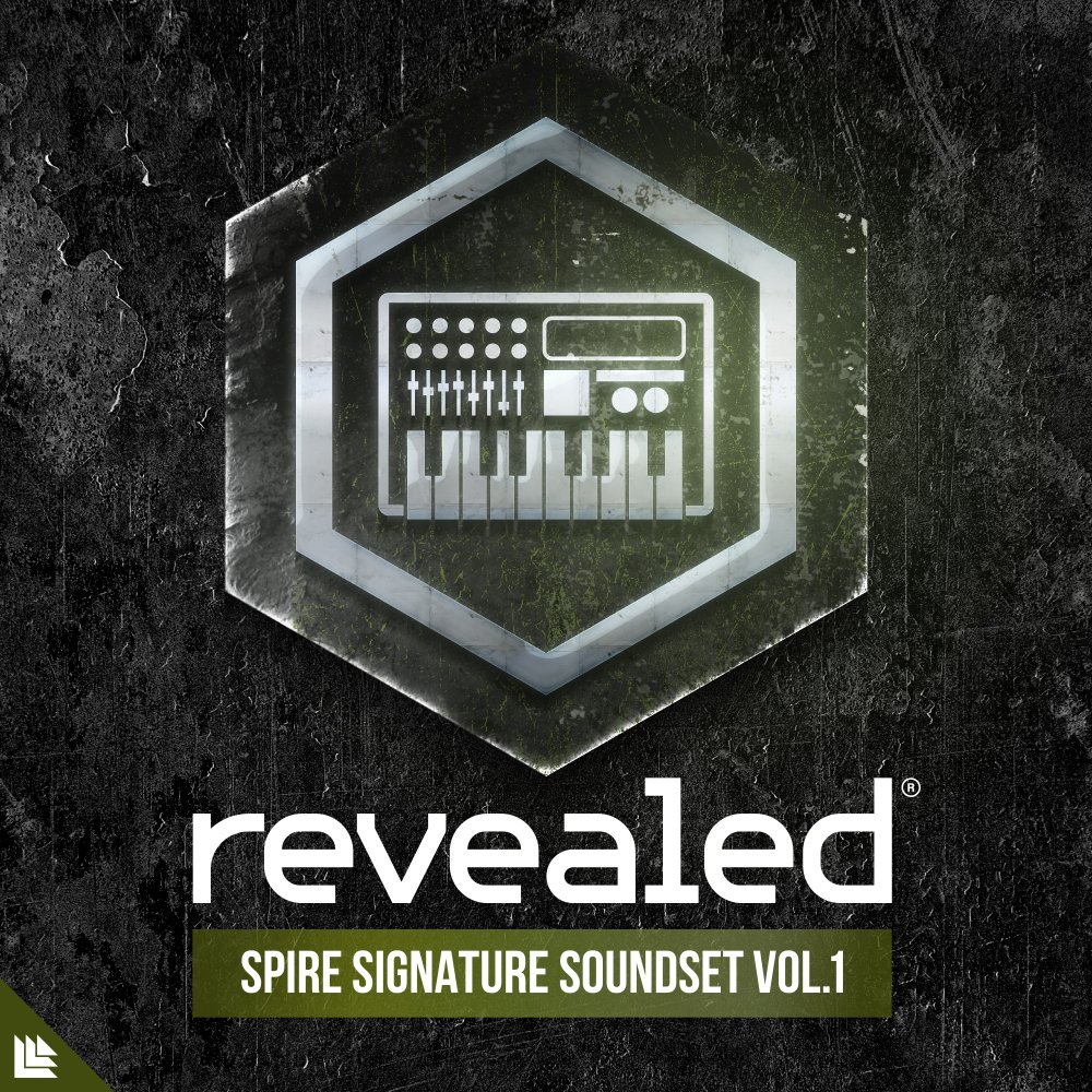 Revealed Spire Signature Soundset Vol. 1 [DEMO PACK] - revealedrec⁠