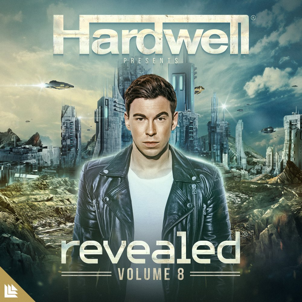 Hardwell Presents Revealed Vol. 8 - Hardwell