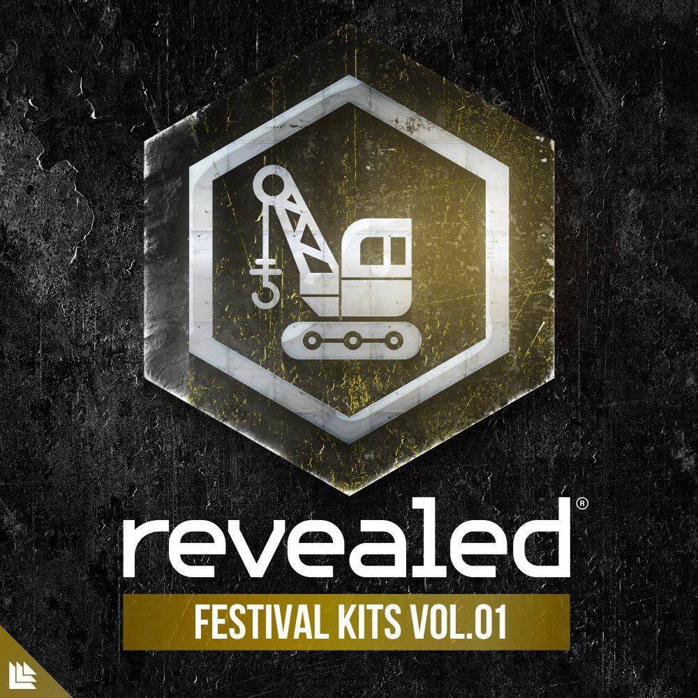 Revealed Festival Kits Vol. 1 - revealedrec⁠