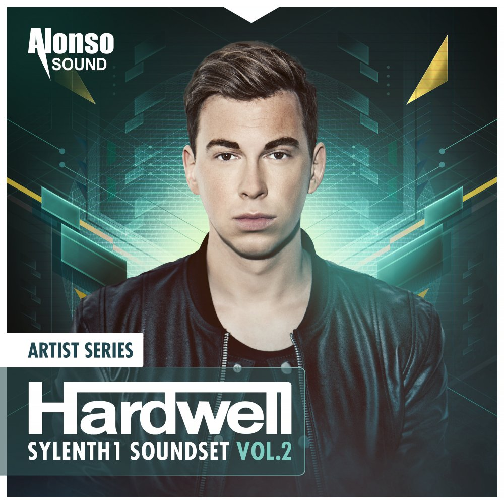 Hardwell Sylenth1 Soundset Vol. 2 - Hardwell⁠