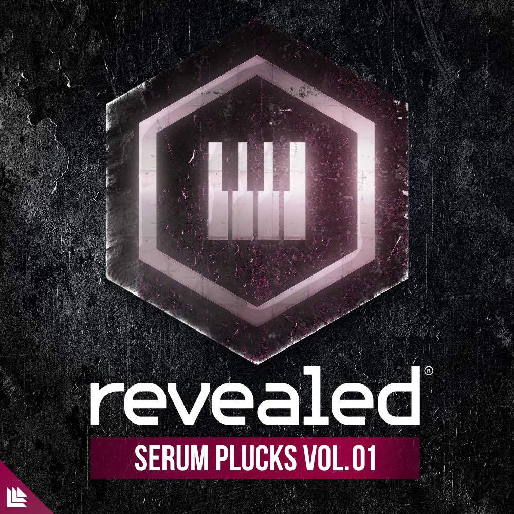 Revealed Serum Plucks Vol. 1 - revealedrec⁠