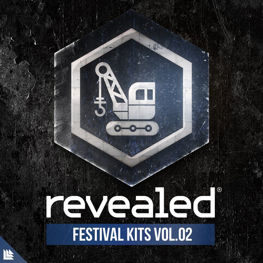 Revealed Festival Kits Vol. 2 - revealedrec⁠