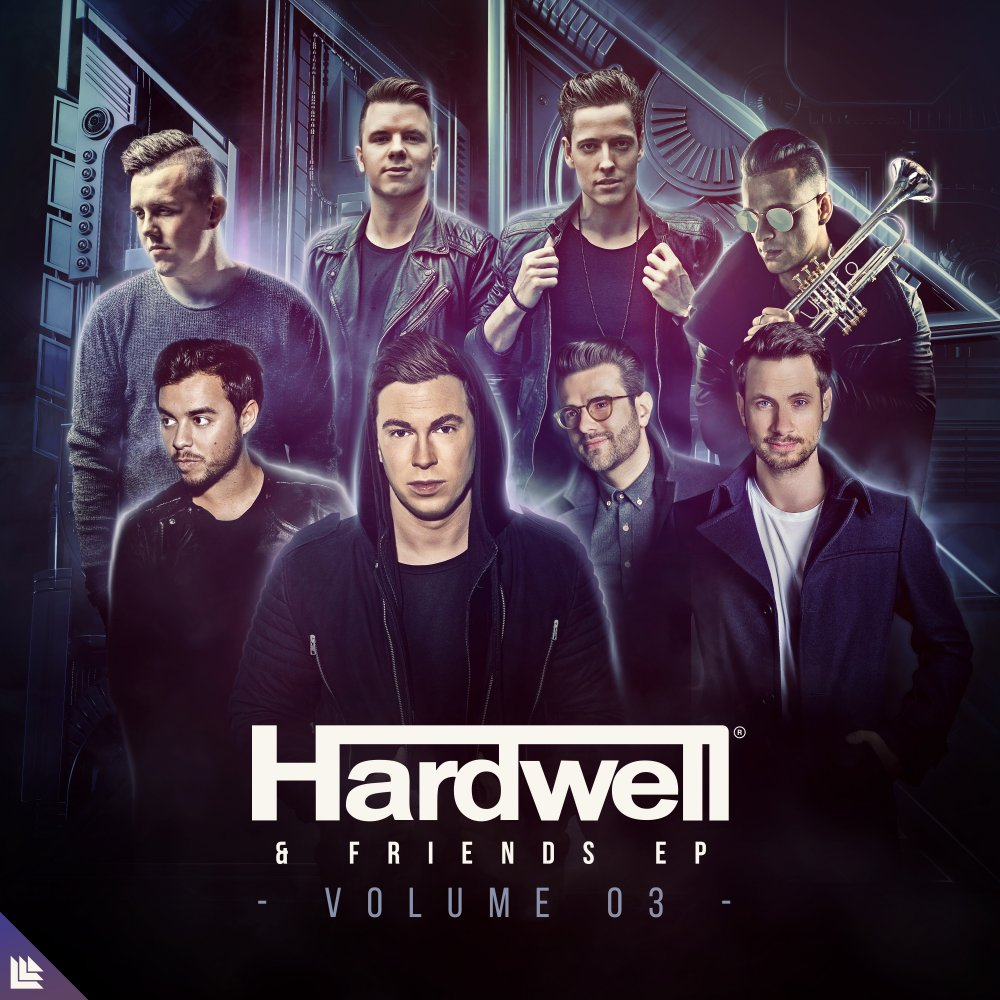 Hardwell & Friends EP Vol. 3 - Hardwell⁠