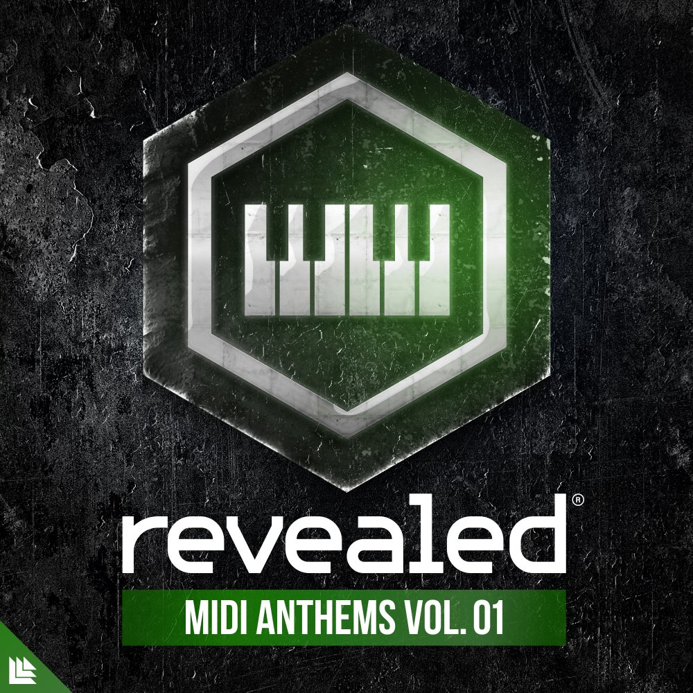 Revealed MIDI Anthems Vol. 1 - revealedrec⁠