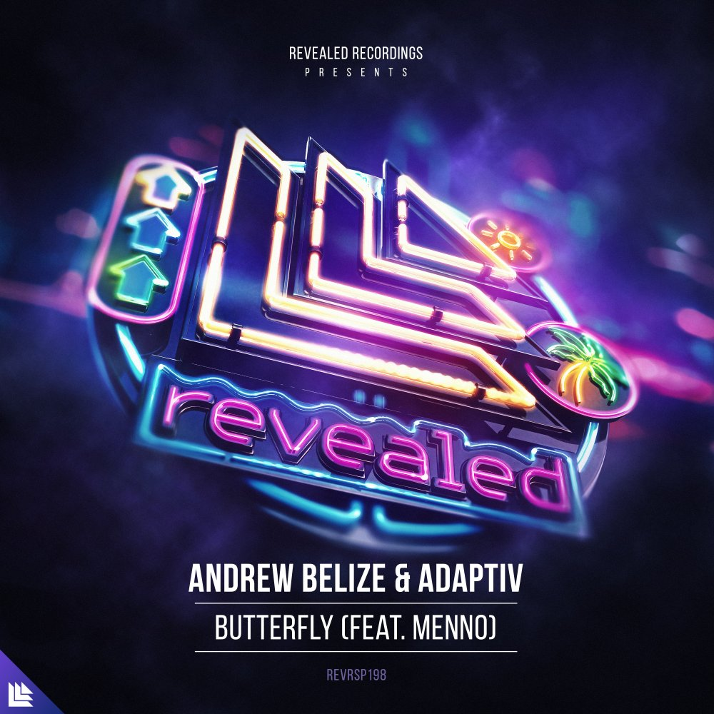 Butterfly - Andrew Belize⁠ & Adaptiv