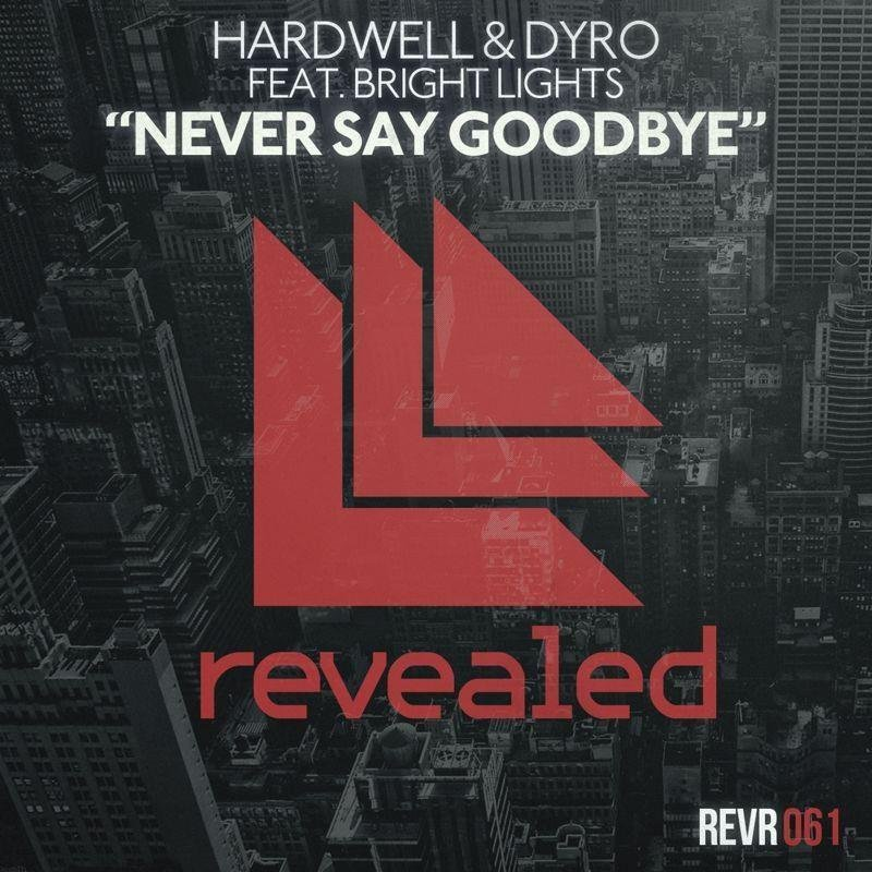Never Say Goodbye - Hardwell⁠ dyro Bright Lights⁠