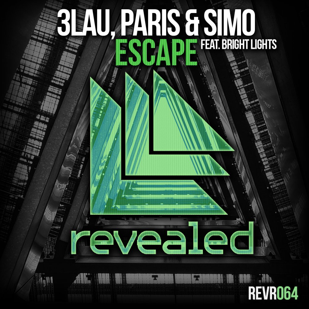 Escape - 3LAU⁠ Paris & Simo⁠ Bright Lights⁠