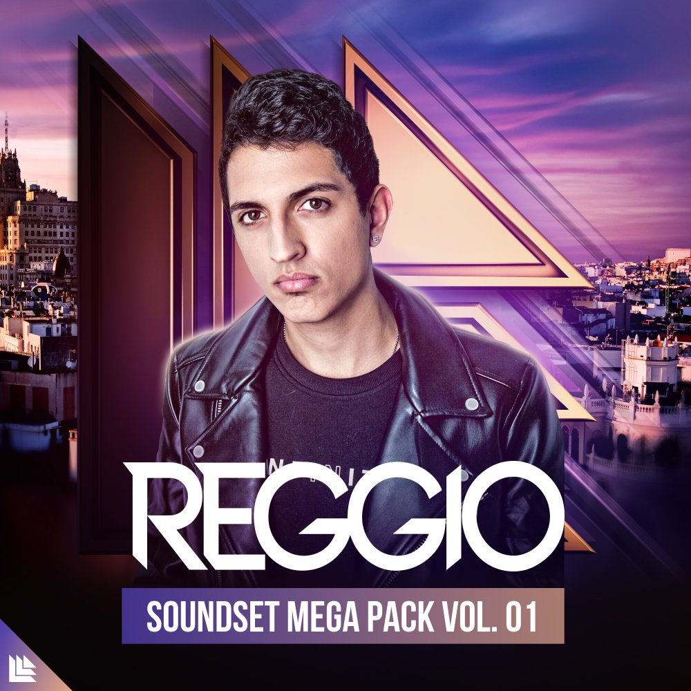 Revealed Artist Series: REGGIO Soundset Mega Pack Vol. 1 - Spire Soundset - REGGIO⁠