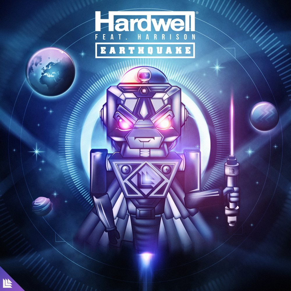 Earthquake - Hardwell⁠ feat. Harrison