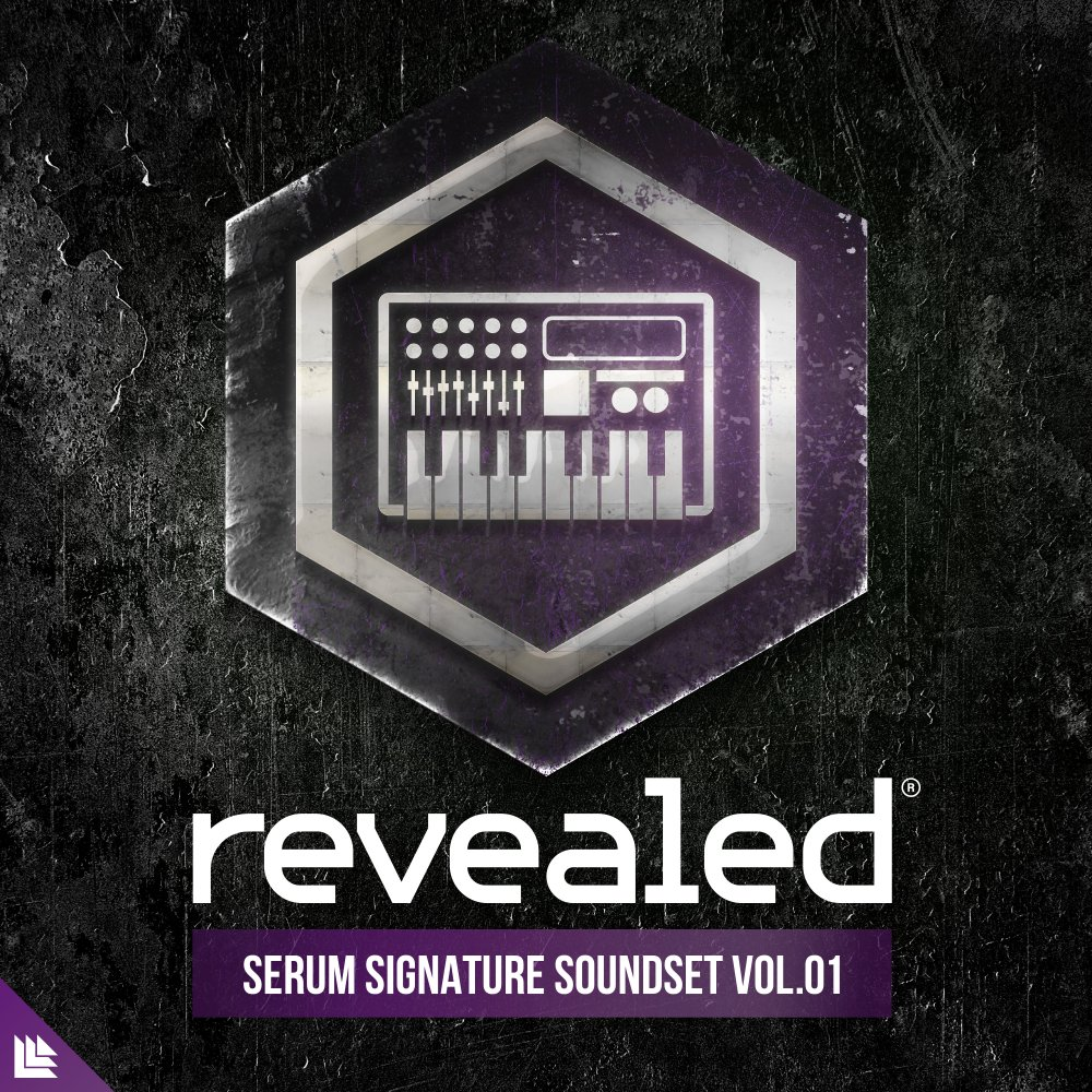 Revealed Serum Signature Soundset Vol. 1 - revealedrec⁠
