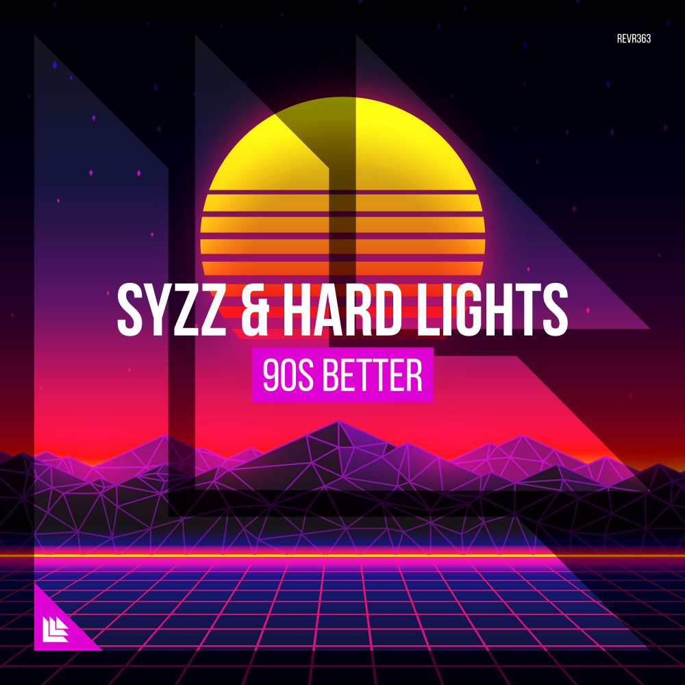 90s Better - Syzz⁠ Hard Lights⁠