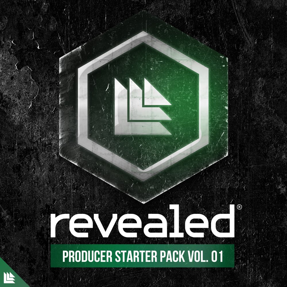 Revealed Producer Starter Pack Vol. 1 [FREE] - revealedrec⁠