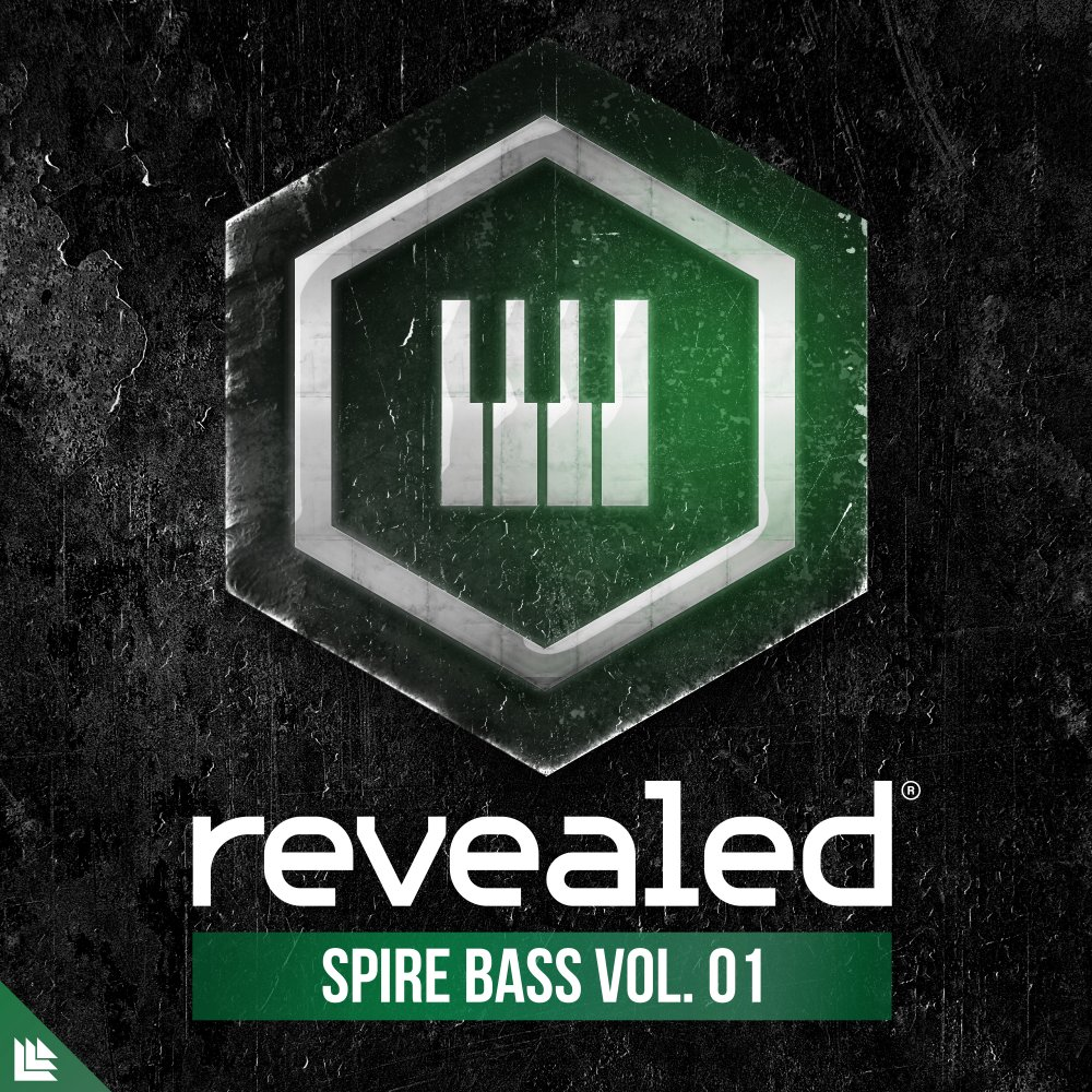 Revealed Spire Bass Vol. 1 - revealedrec⁠