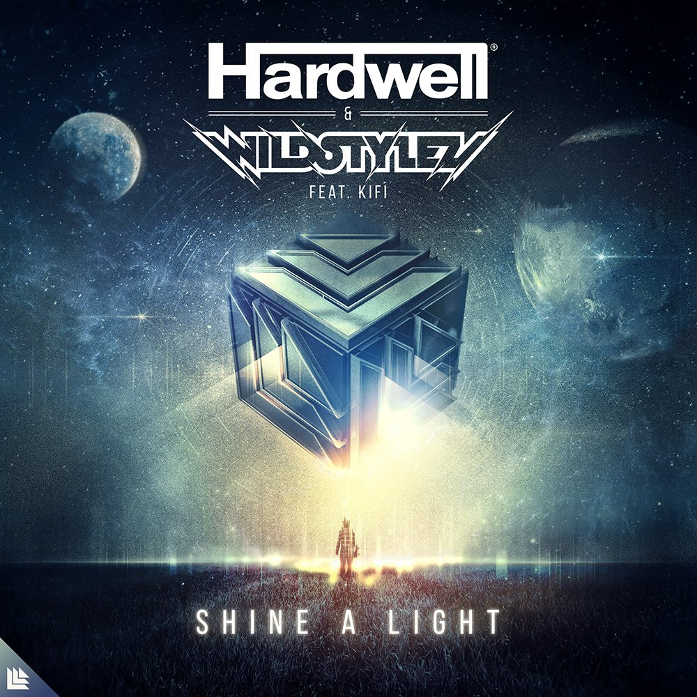 Shine A Light - Hardwell⁠ & Wildstylez⁠ feat. Kifi⁠