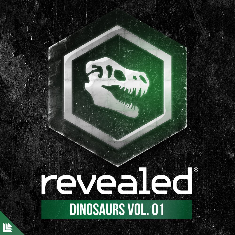 Revealed Dinosaurs Vol. 1 - revealedrec⁠