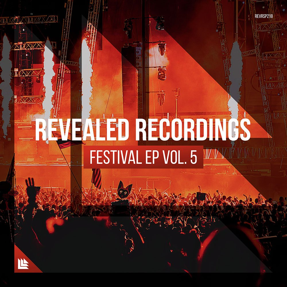 Revealed Festival EP Vol  5 - Revealed Recordings