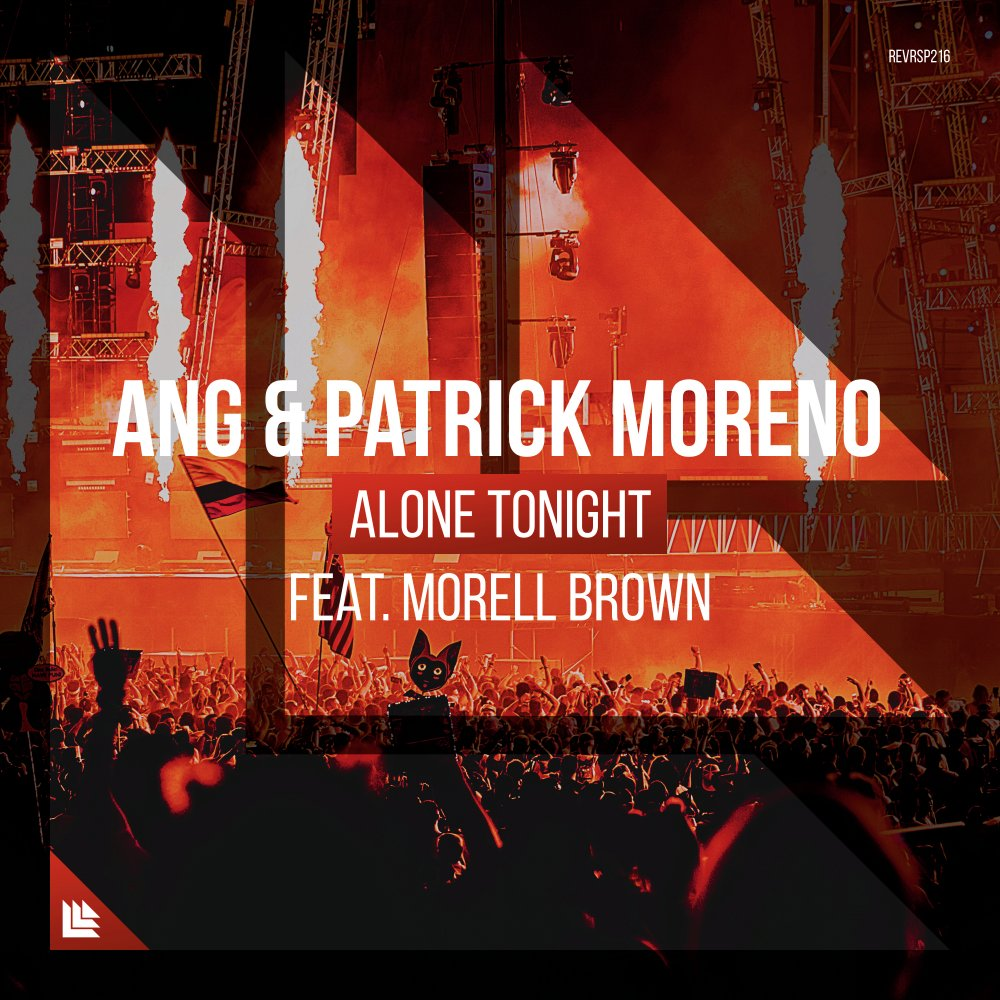 Alone Tonight - ANGOfficial⁠ ⁠& Patrick Moreno⁠ feat. Morell Brown⁠