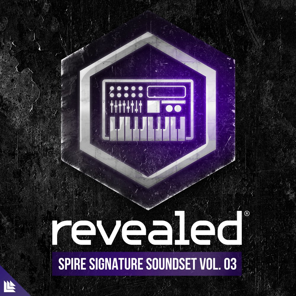 Revealed Spire Signature Soundset Vol. 3 - revealedrec⁠