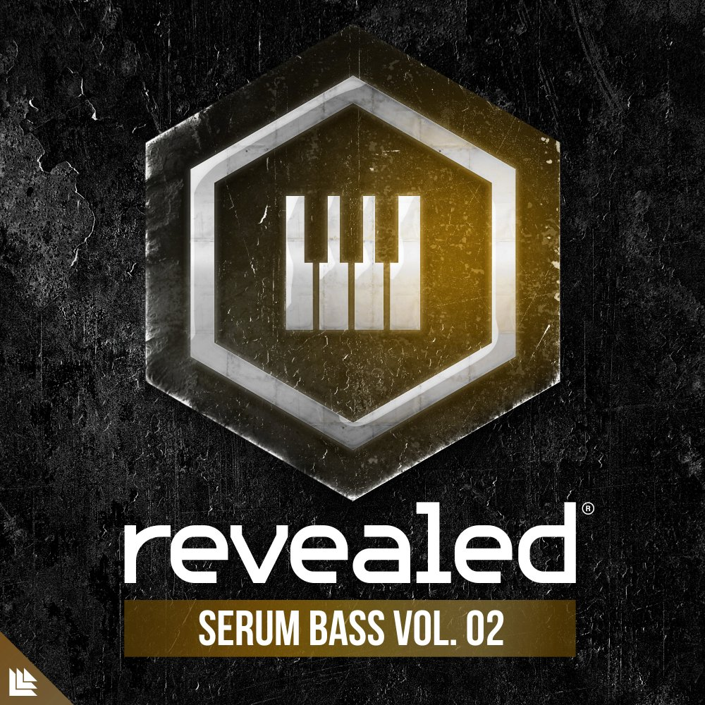 Revealed Serum Bass Vol. 2 - revealedrec⁠