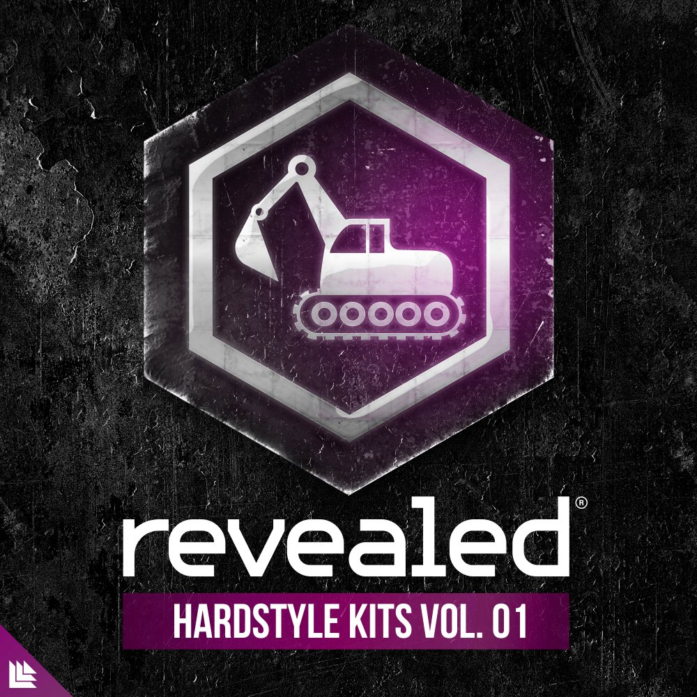 Revealed Hardstyle Kits Vol. 1 - revealedrec⁠