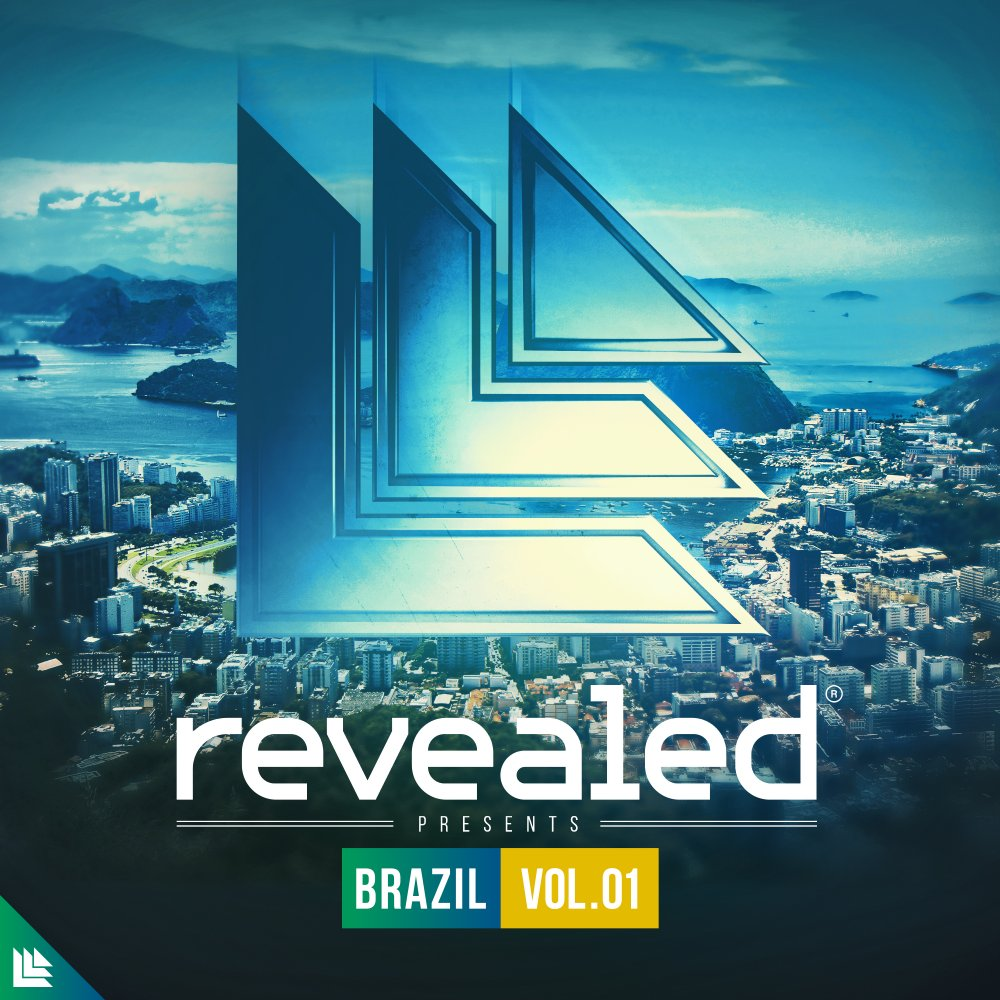 LIGHT VERSION - Revealed Brazil Vol. 1 - revealedrec⁠