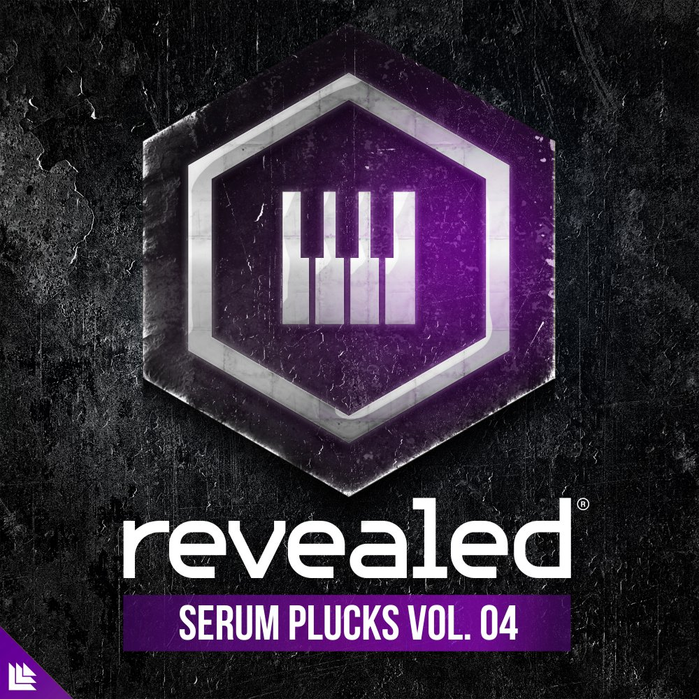 Revealed Serum Plucks Vol. 4 - revealedrec⁠