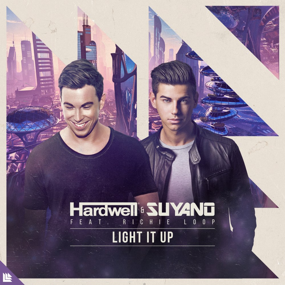 Light It Up - Hardwell⁠ ⁠& Suyano⁠ feat. Richie Loop⁠