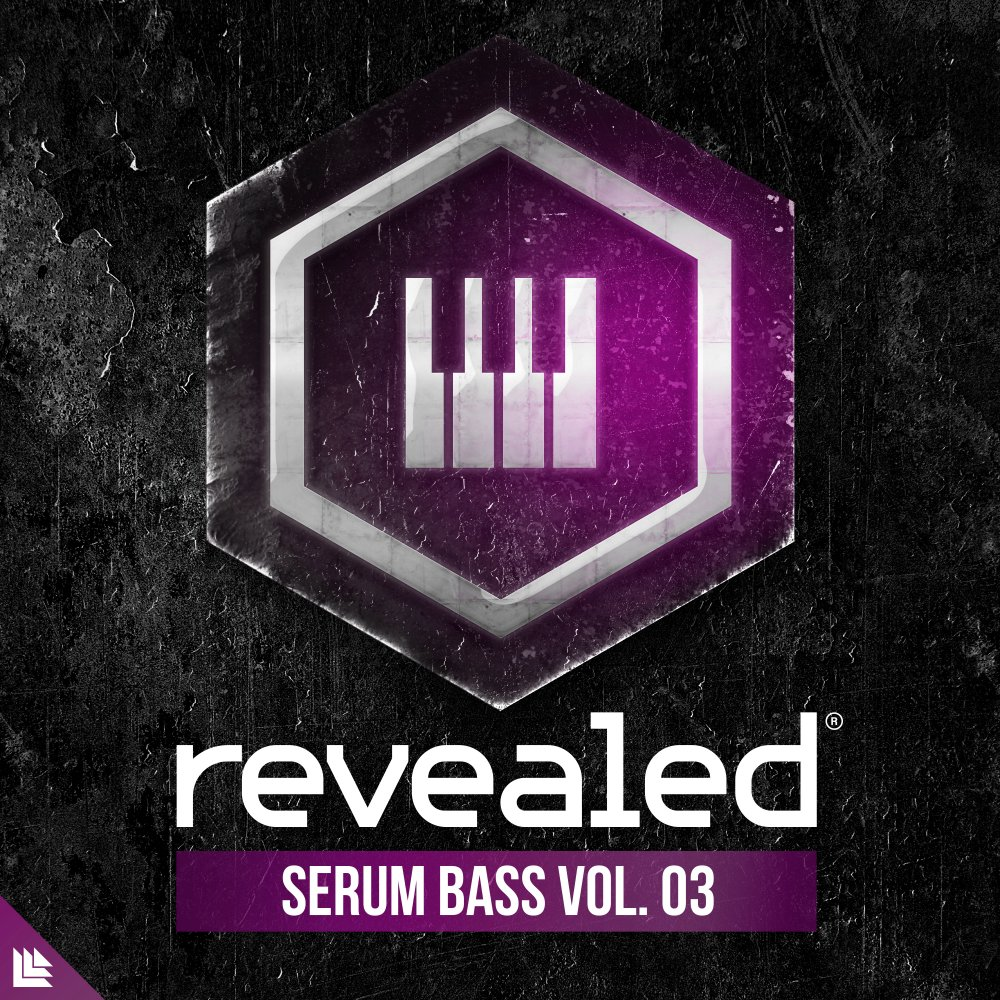Revealed Serum Bass Vol. 3 - revealedrec⁠