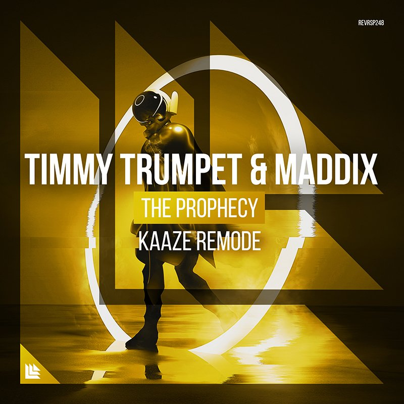 The Prophecy (KAAZE Remode) - Timmy Trumpet⁠ Maddix⁠