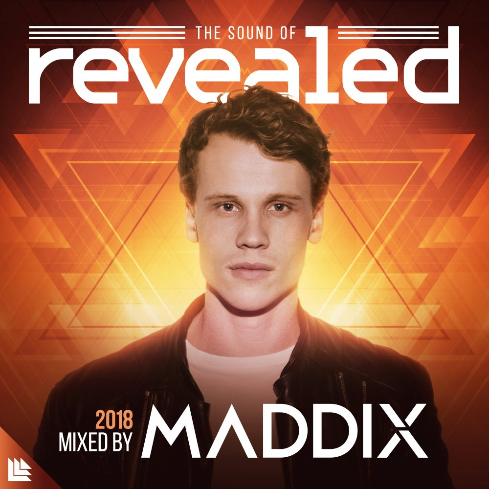 The Sound Of Revealed (Mixed By Maddix) - Maddix⁠