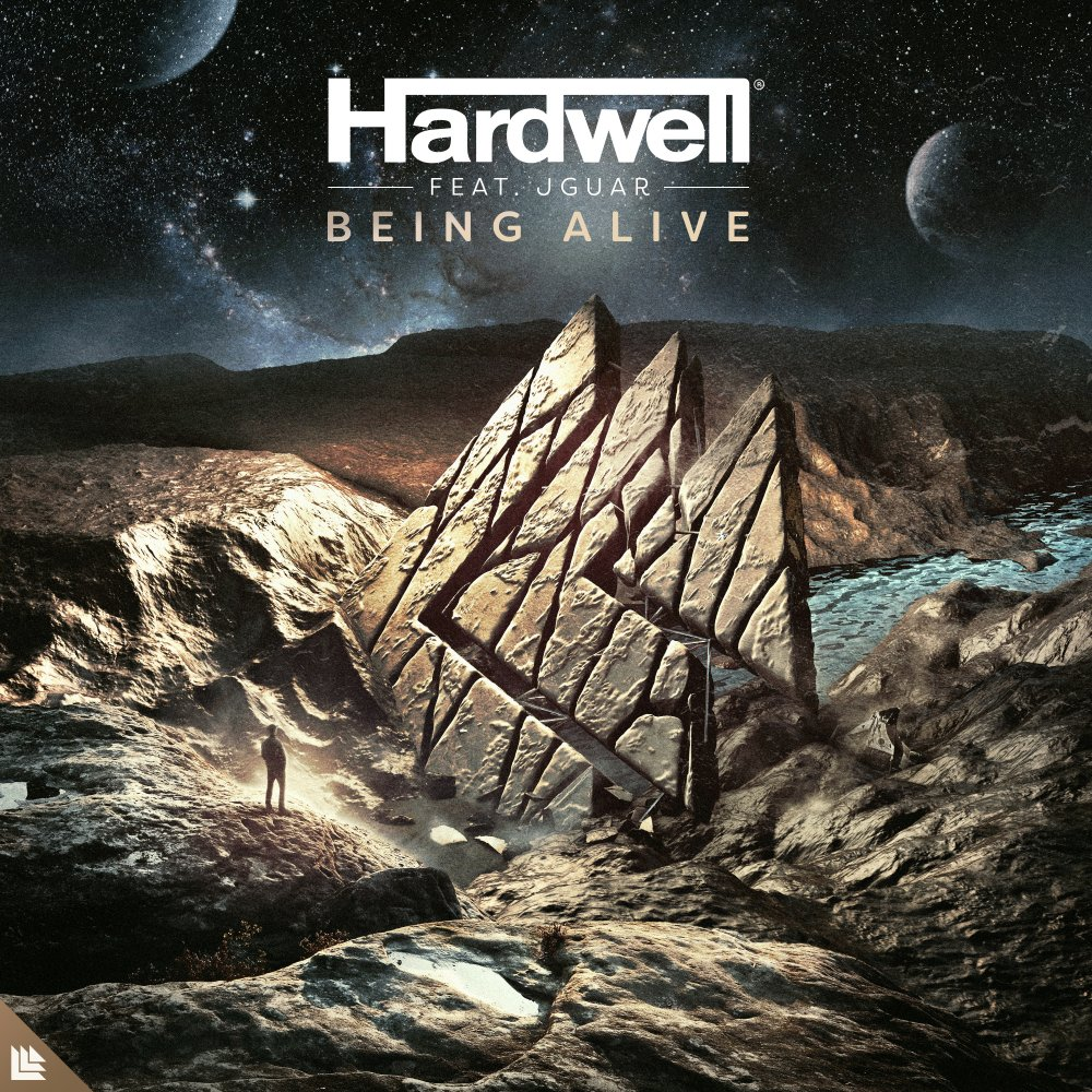 Being Alive - Hardwell feat  JGUAR