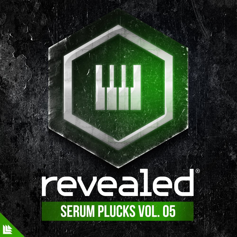 Revealed Serum Plucks Vol. 5 - revealedrec⁠