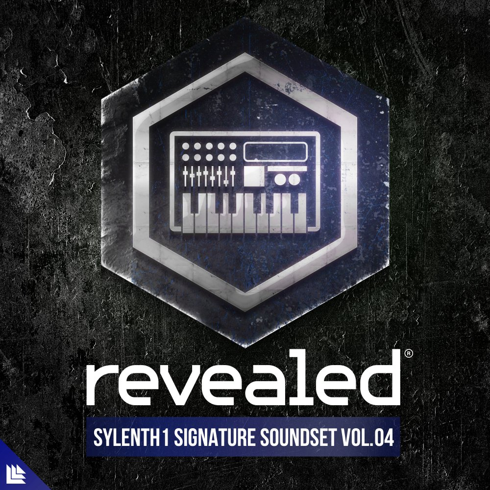 Revealed Sylenth1 Signature Soundset Vol. 4 - revealedrec⁠