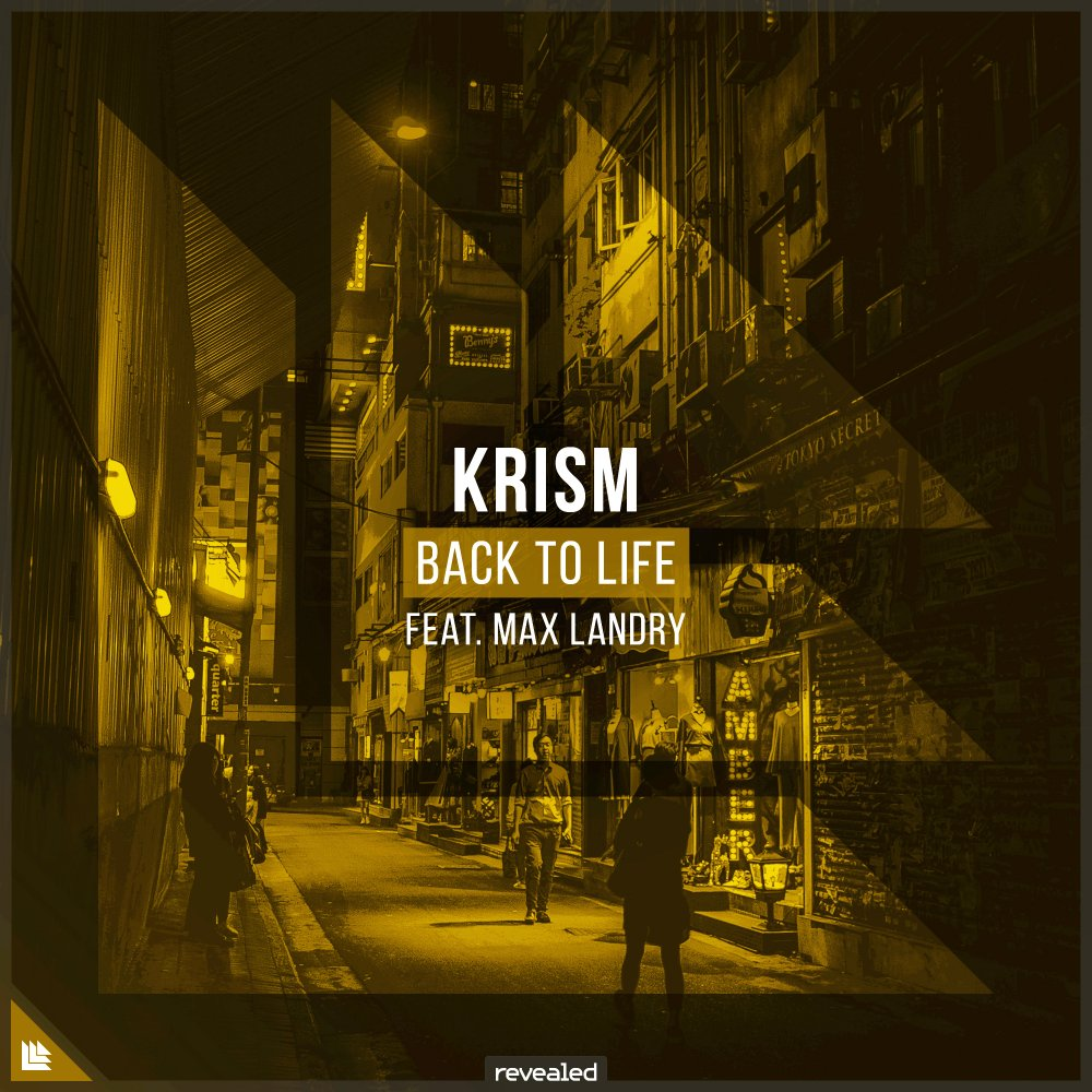 Back To Life - KRISM⁠ feat. Max Landry⁠
