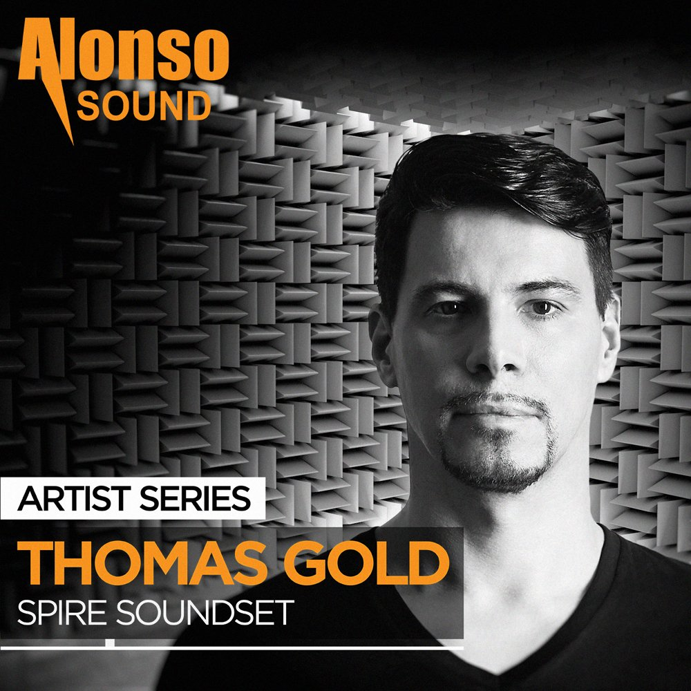 Thomas Gold Spire Soundset - Thomas Gold⁠