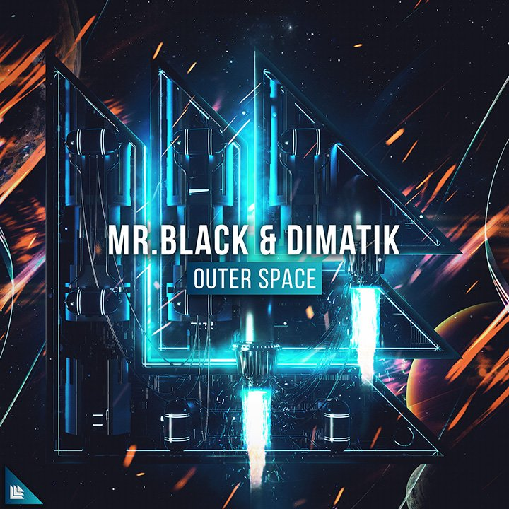 Outer Space - MR.BLACK⁠ & Dimatik