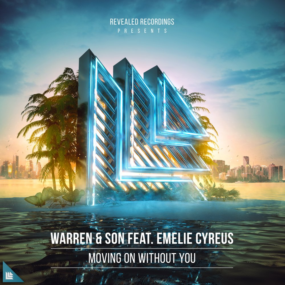 Moving On Without You - Warren⁠ & SON OFFICIAL⁠ ⁠⁠feat. Emelie Cyreus⁠