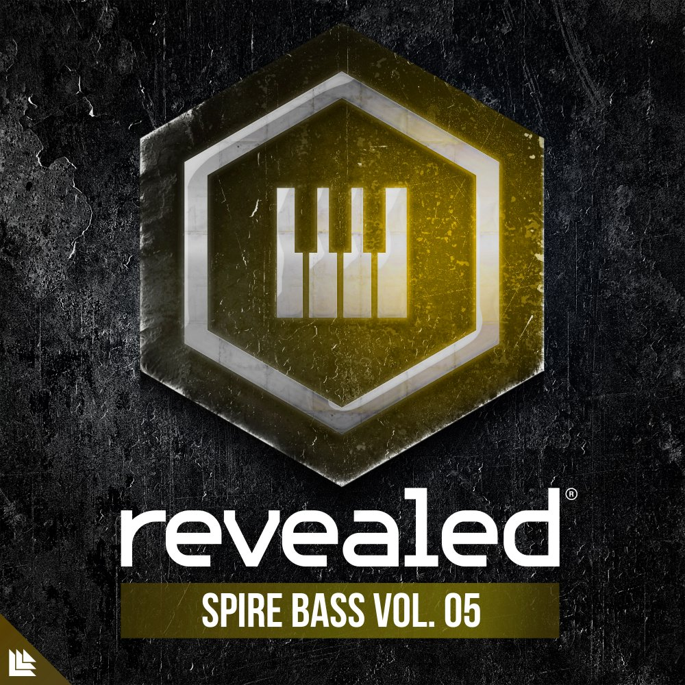 Revealed Spire Bass Vol. 5 - revealedrec⁠