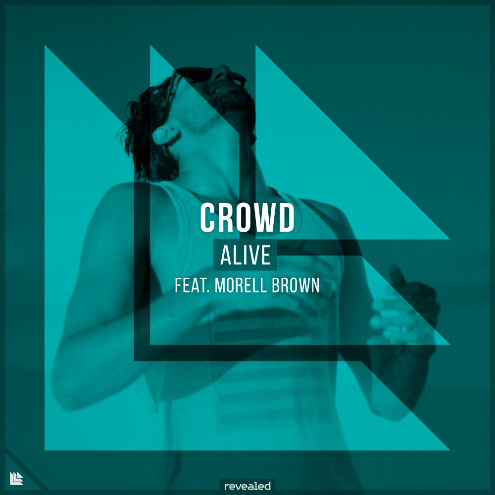 Alive - Crowd⁠ ⁠ ⁠Morell Brown⁠