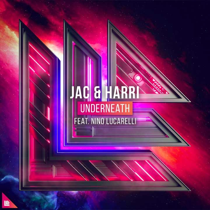 Underneath - Jac & Harri⁠ feat. Nino Lucarelli⁠