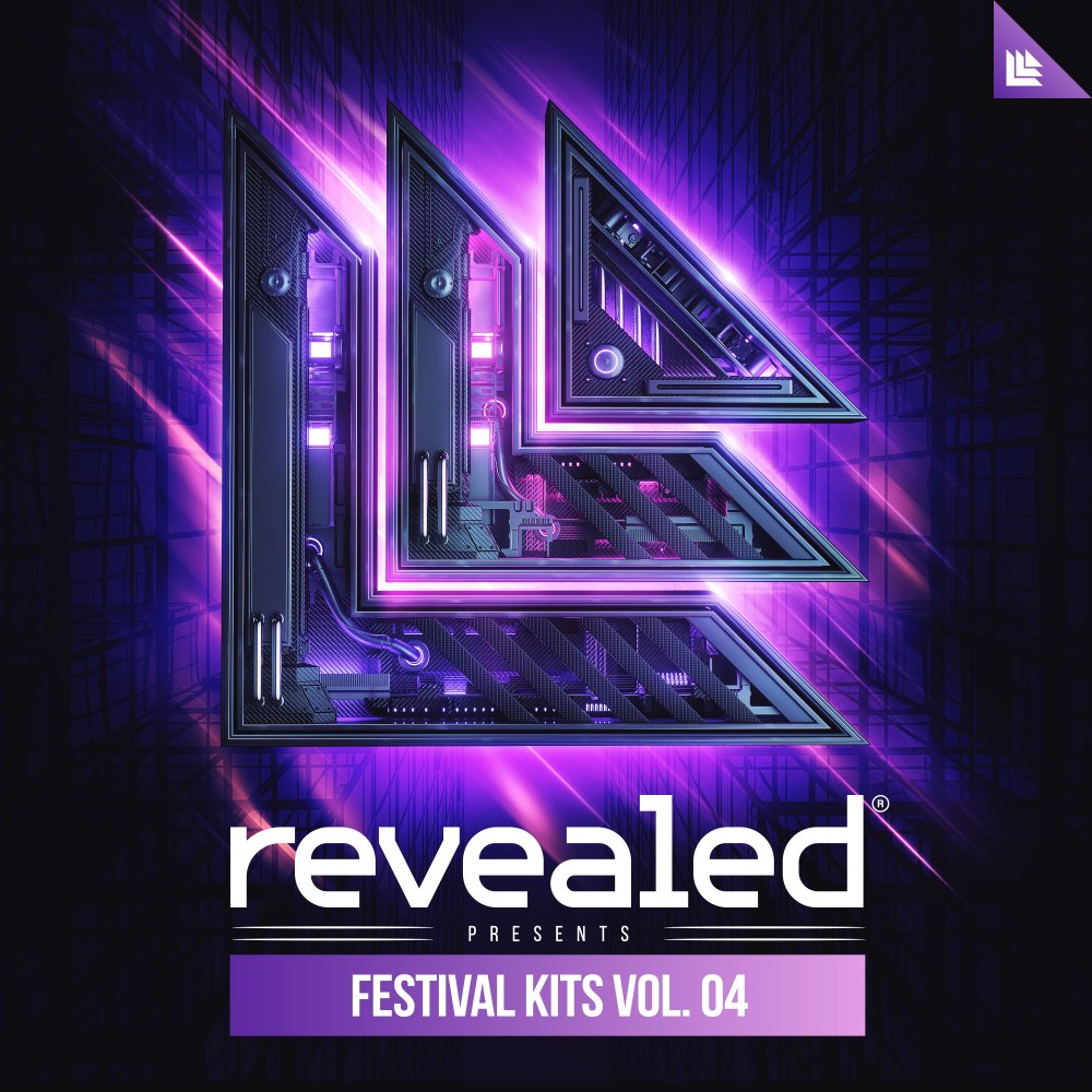 Revealed Festival Kits Vol. 4 - revealedrec⁠