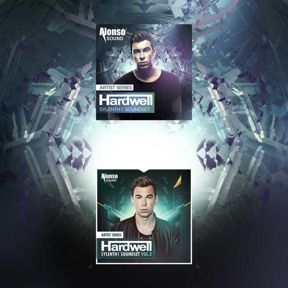 Hardwell Sylenth1 Soundset Bundle - Hardwell⁠