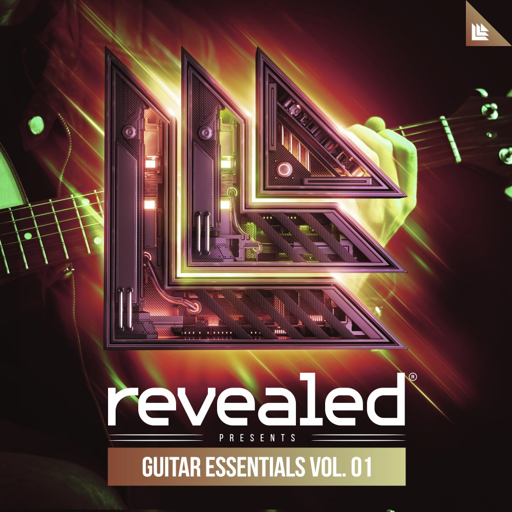 Revealed Guitar Essentials Vol. 1 - revealedrec⁠