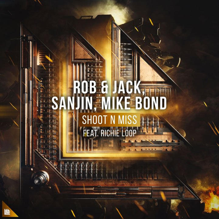 Shoot N Miss - Rob & Jack ⁠ Sanjin⁠ Mike Bond feat. Richie Loop⁠